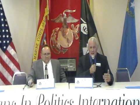 Henderson Municipal Court Judge Department 1 for Veterans In Politics Election Interviews 2013