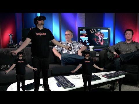VRodeo 08: Robo Recall, Smashbox Arena, and More