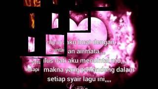 """Gambar cover Sampai hati """" by M A Y A """""""