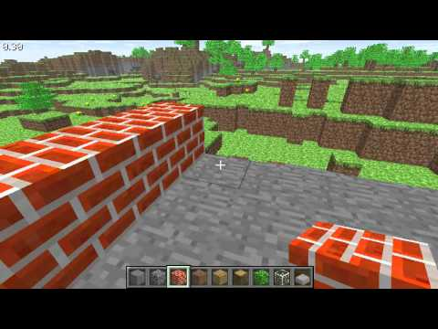 Minecraft Classic Gameplay - First Look - In-Depth - YouTube