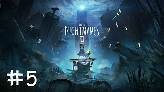 Little Nightmares II (PC) #5 (Ending) - 02.12.