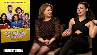 Justina Machado & Isabella Gomez Talk 'One Day at a Time'