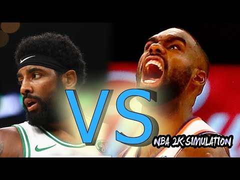 Boston Celtics vs New York Knicks - Full Game | Oct 20, 2018 | NBA 2k19