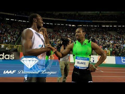 10 of the best men's 200m in IAAF Diamond League history - IAAF Diamond League