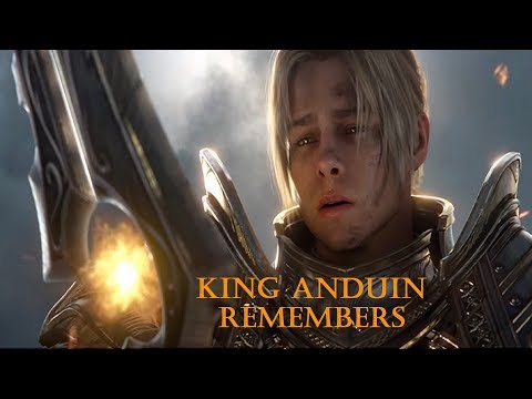 King Anduin Of Stormwind