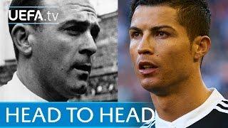 Ronaldo v Di Stéfano: Head to Head