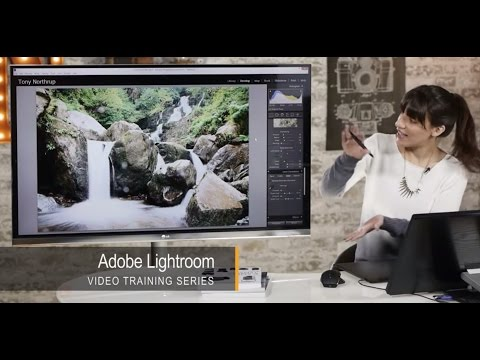 Edit a Waterfall Photo in Lightroom: Landscape Editing Tutorial
