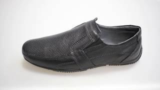 Школьные мокасины Constanta 1003 для мальчиков - видео обзор школьной обуви