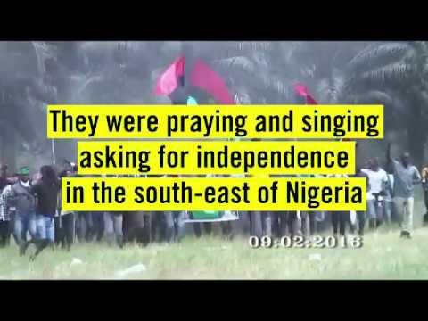 Killings of unarmed Biafra protesters