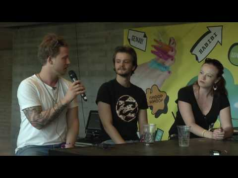 Kanal C | Interview mit: NI SALA | Modular 2017
