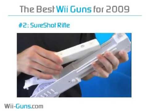 Best Wii Guns