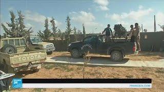 """ليبيا: استمرار المعارك للسيطرة على آخر معاقل تنظيم """"الدولة الإسلامية"""" في سرت"""
