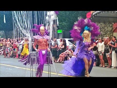 Pride Parade 2015. Victoria, B.C