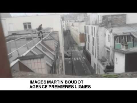 Charlie Hebdo - Attack Video
