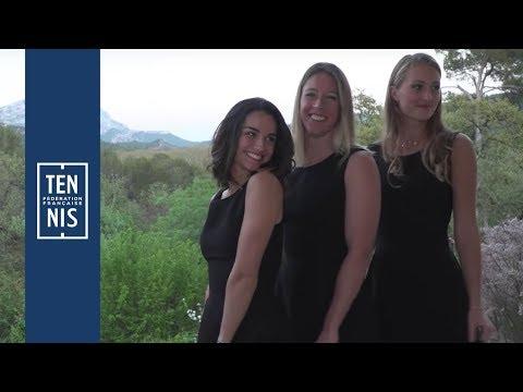 Fed Cup #FRAUSA, la minute bleue n°4 : chansons et paillettes