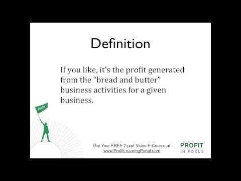 Operating Profit Defined And 5 Ways To Improve It
