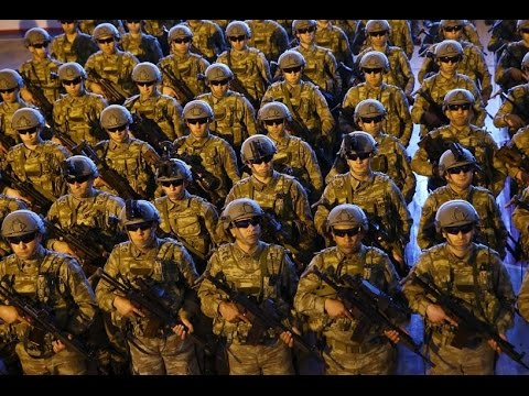 TOP 10 ISLAMIC FORCES  2016