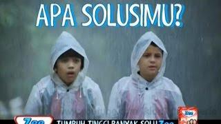 Iklan Susu Zee edisi Hujan