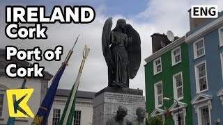 【K】Ireland Travel-Cork[아일랜드 여행-코크]코브항구 여객선침몰 추모식/Port of Cork/Cobh/Lusitania/Ceremony of the sinking