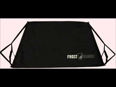 Reviews Delk Frost Guard with Windshield Cover 52495