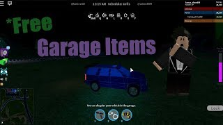 *WORKING  ROBLOX JAILBREAK HOW TO GET FREE GARAGE ITEMS! (GLITCH) 2018!