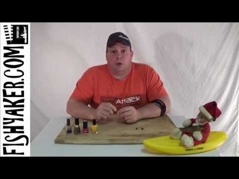 Paint Your Jigheads With Nail Polish: Episode 110 (Fishing Tackle Tips)