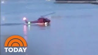 Download Helicopter Crash That Killed 5 In NYC Caught On Camera   TODAY Mp3 and Videos