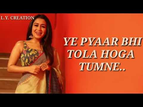 Download Isme Tera Ghata Neha Kakkar Female Version Whatsapp Status