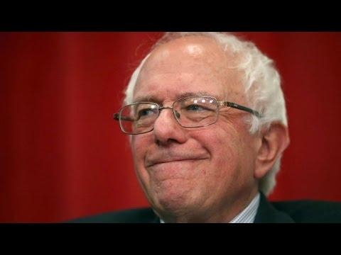 Bernie Sanders on Clinton's heels in Iowa