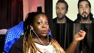 SPECIAL PTX SOLO REACTION! BLACK IS THE COLOR OF MY TRUE LOVES HAIR - Avi Kaplan & Peter Hollens