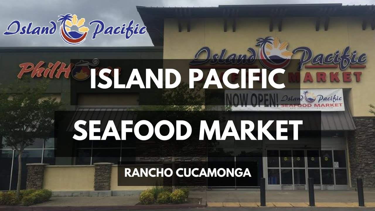 Island pacific seafood market rancho cucamonga youtube for Pacific fish market