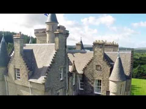 Glengorm Castle Bed and Breakfast, Self Catering Scotland
