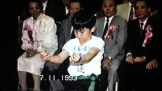 Repeat youtube video 鄭運朱家螳螂—三步箭