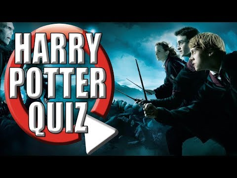 Which Harry Potter Character Are You? Harry Potter Quiz