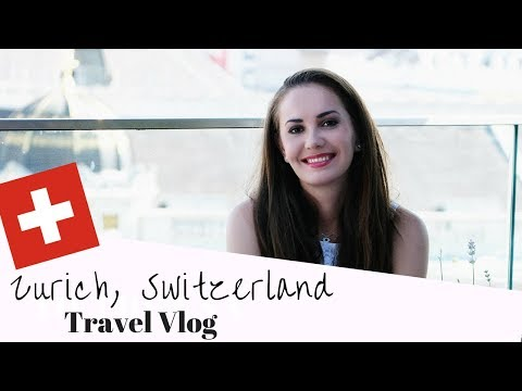 Travel Vlog w Immigrationbiz Zurich Switzerland