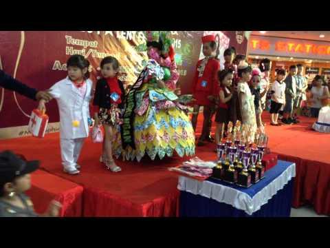 chelsea fashion show @ lippo cikarang mall