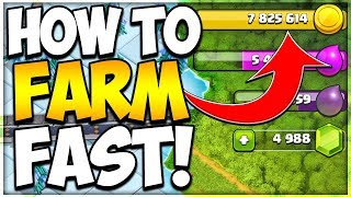 Proof I Am Not Buying Loot! How to Farm Loot at TH 9 in Clash of Clans