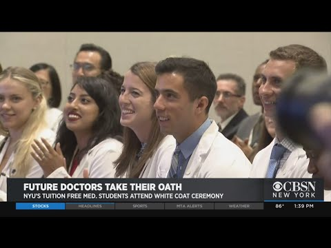 NYU Medical Schools Waives Tuition For New Class Of Primary Care Doctors