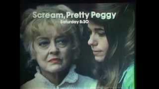 ABC Scream Pretty Peggy Promo Slide 1973