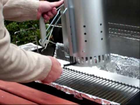 Charcoal Chimney Youtube