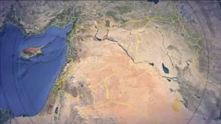 تغيرات سريعة على خريطة سيطرة الأطراف المتقاتلة بسوريا