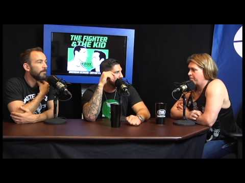 Kristin Beck joins The Fighter and The Kid