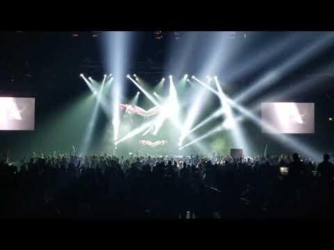 Marshmello Kissmas Bash 2018 In Buffalo NY Pt2