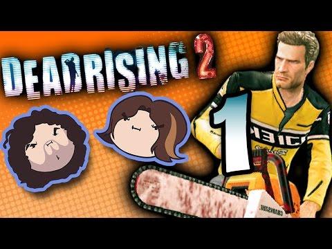 Dead Rising 2: MY DOUGHNUT - PART 1 - Game Grumps