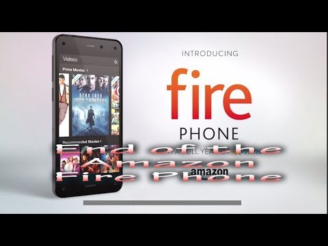 End of the Amazon Fire Phone.....:(