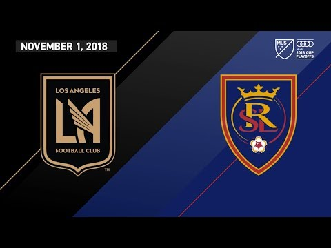 HIGHLIGHTS: Los Angeles Football Club vs. Real Salt Lake | November 1, 2018
