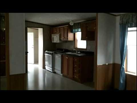 2001 REDMAN MANUFACTURED/MOBILE HOME MICHIGAN