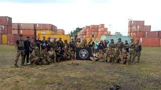 JO Black Pirates [ Sambas ] dan Bandit Rangers [ Pontianak ] | Systema PTW