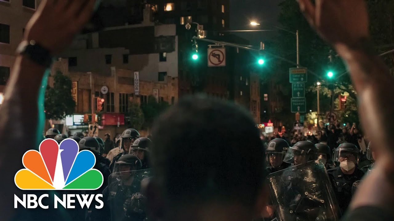 How Police Violence Caught On Camera Turns Into Accountability | NBC News NOW