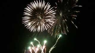 Mount Carmel Fireworks Zurrieq 2014 Part 1